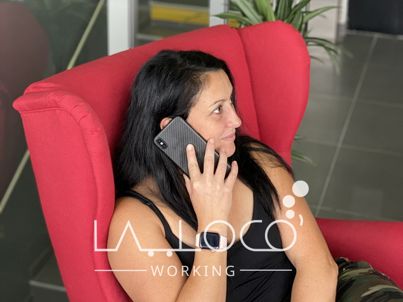 espace téléphonie locoworking